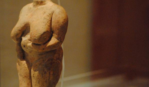 La Venus de Malta, Neolítico