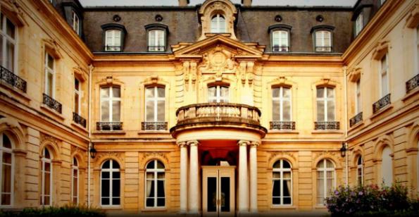 Hotel Les Crayères, Reims