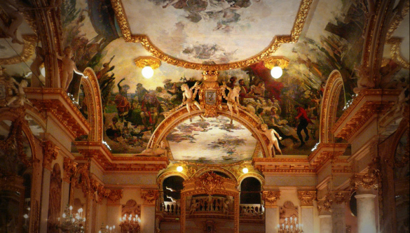 Palacio Cerralbo, Salón de Baile